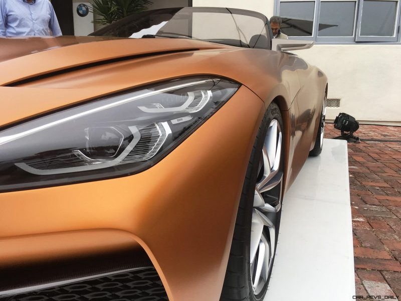 2017 BMW Z4 Concept By James Crabtree 35