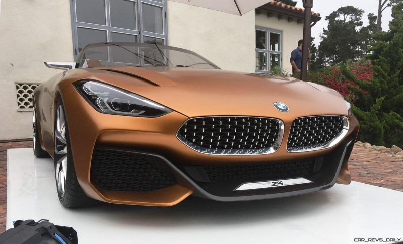 2017 BMW Z4 Concept By James Crabtree 4
