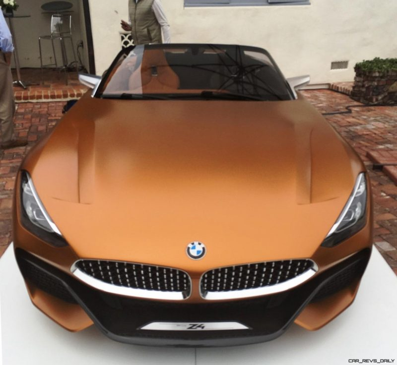 Bmw Z4 Concept: 2017 BMW Z4 Concept In 44-Photo Exclusive » LATEST NEWS