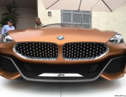 2017 BMW Z4 Concept In 44-Photo Exclusive