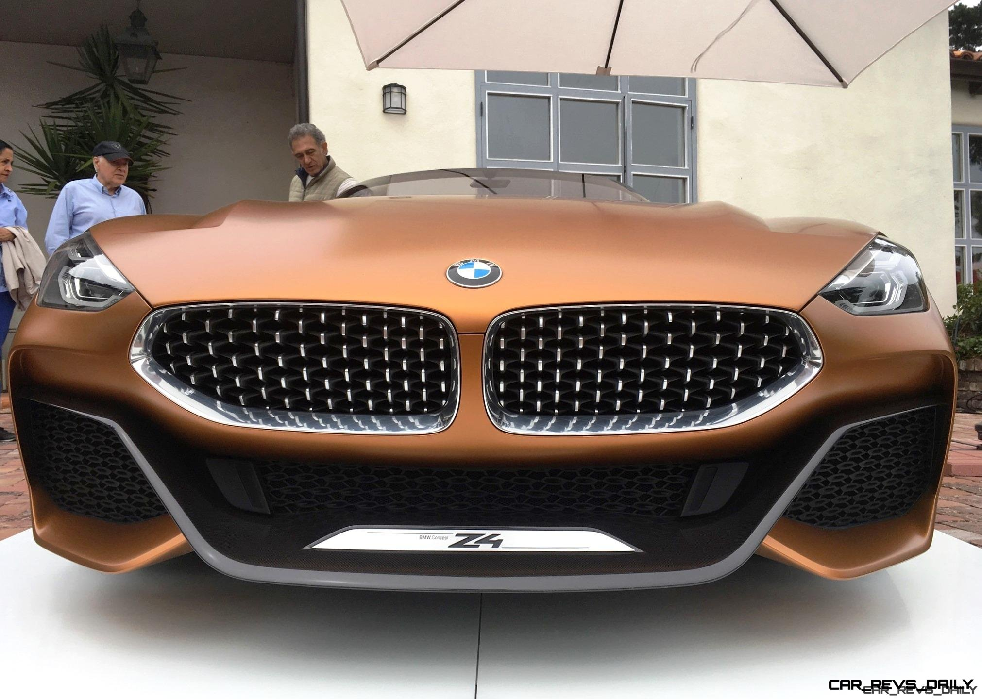 2017 BMW Z4 Concept By James Crabtree 42