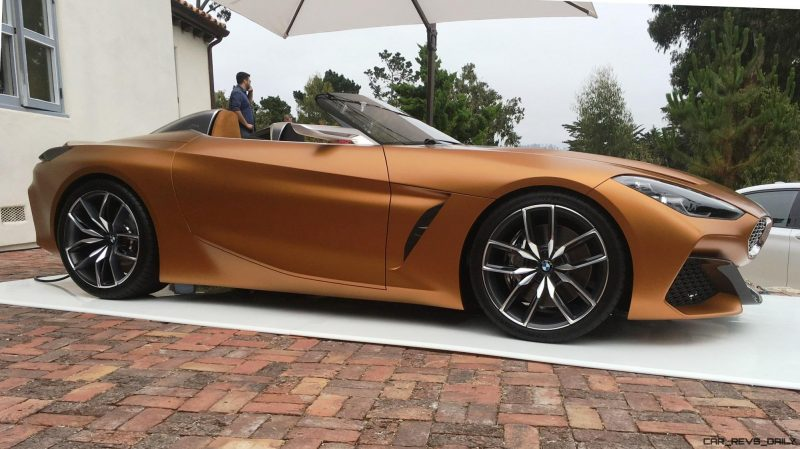 2017 BMW Z4 Concept By James Crabtree 5