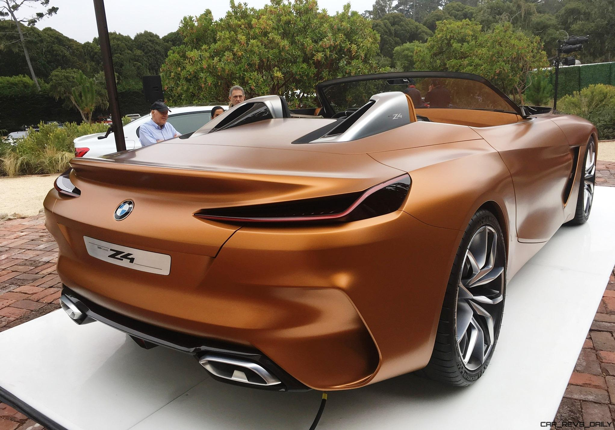 2017 bmw z4 concept in 44 photo exclusive. Black Bedroom Furniture Sets. Home Design Ideas