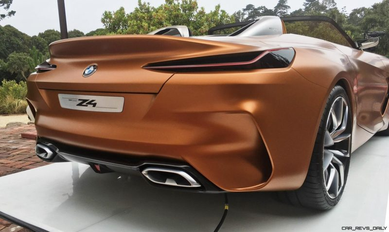 2017 BMW Z4 Concept By James Crabtree 9