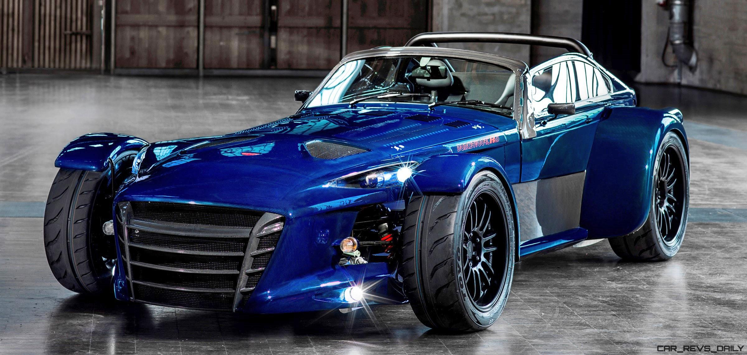2017 Donkervoort D8 GTO RS Bare Naked Carbon Edition 2 copy