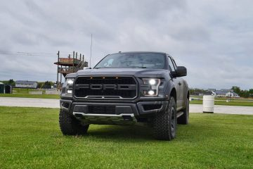 2017 Ford F-150 RAPTOR 4×4 Supercab – First Drive Review