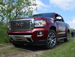 In Pictures: 2017 GMC Canyon Denali 4×4 SWB Crew