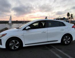 2017 Hyundai Ioniq Hybrid SEL – Road Test Review – By Ben Lewis