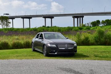 2017 Lincoln Continental 3.0T AWD Black Label – Road Test Review