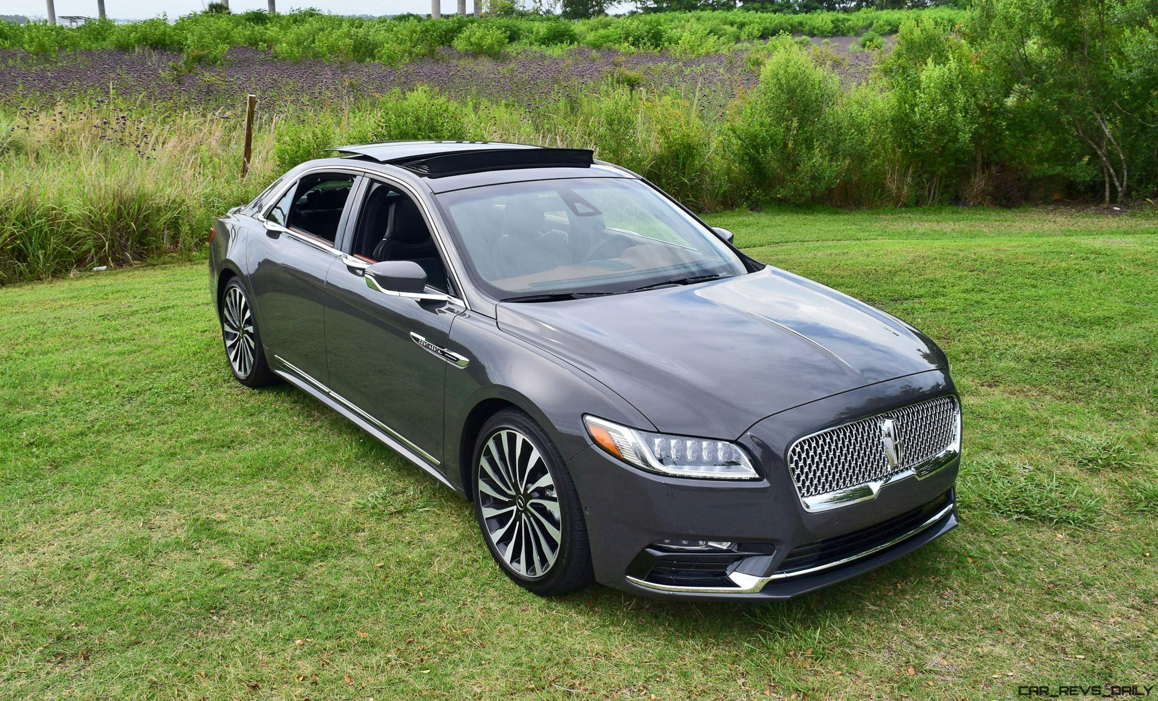 Lincoln Black Label >> 2017 Lincoln Continental 3.0T AWD Black Label 8