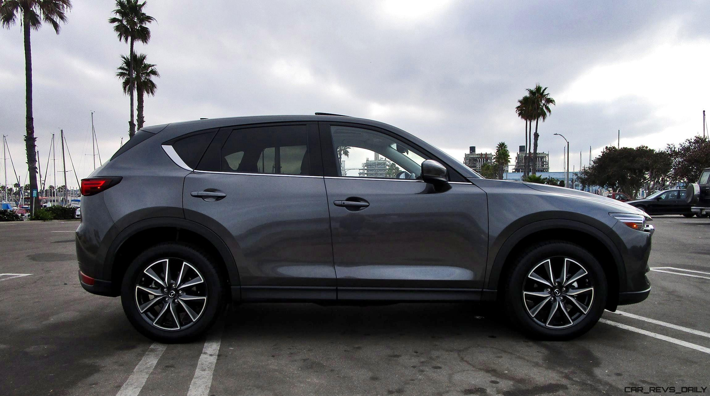 2017 mazda cx 5 grand touring fwd road test review by ben lewis. Black Bedroom Furniture Sets. Home Design Ideas