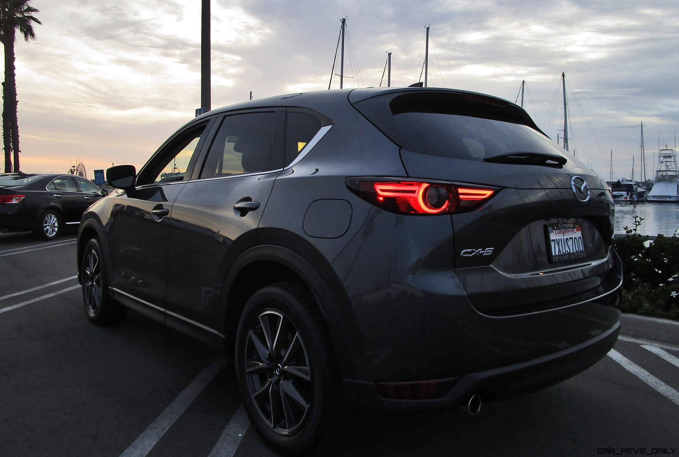 2017 mazda cx 5 grand touring fwd road test review by. Black Bedroom Furniture Sets. Home Design Ideas