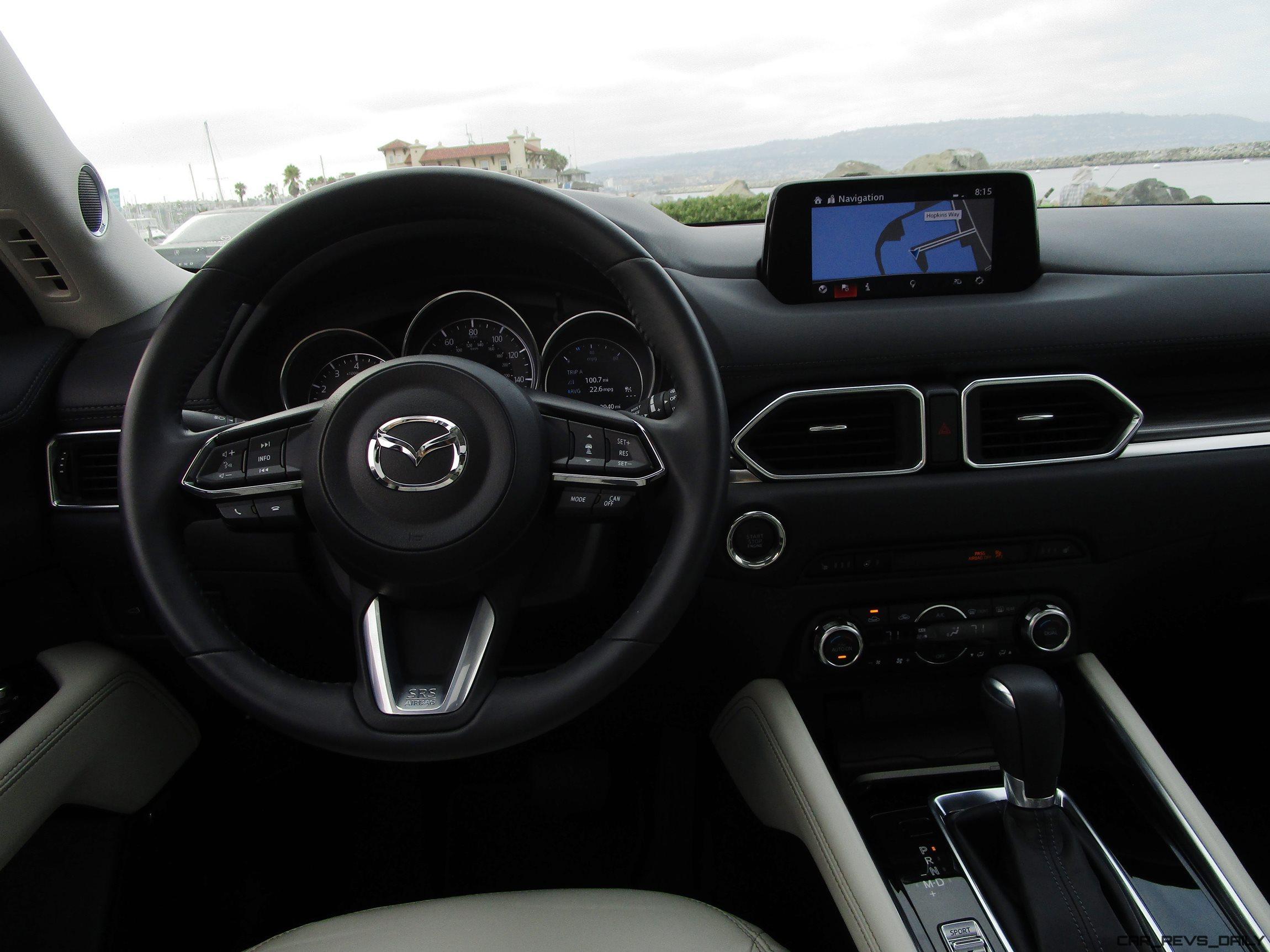 2017 Mazda Cx 5 Interior 18