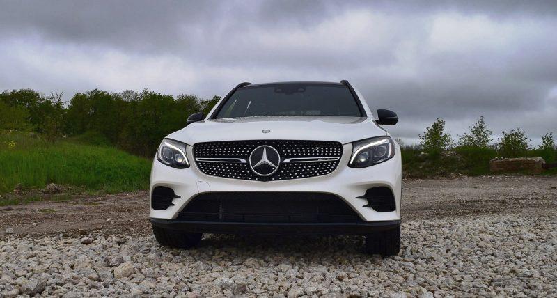 2017 Mercedes-AMG GLC43 1