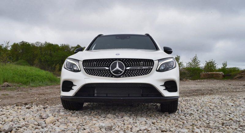 2017 Mercedes-AMG GLC43 2