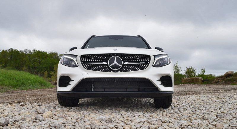 2017 Mercedes-AMG GLC43 3