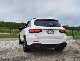 4.5s 2017 Mercedes-AMG GLC43 – First Drive Video + 50 Photos