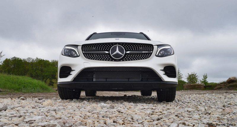 2017 Mercedes-AMG GLC43 4