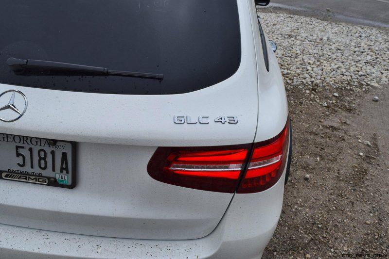 2017 Mercedes-AMG GLC43 42