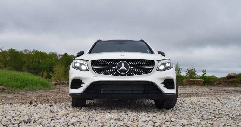 2017 Mercedes-AMG GLC43 43