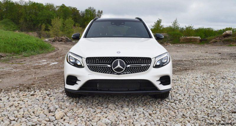 2017 Mercedes-AMG GLC43 6