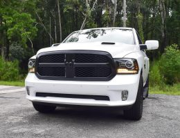 2017 RAM Sport Night Edition 5.7L 4×2 – Road Test Review