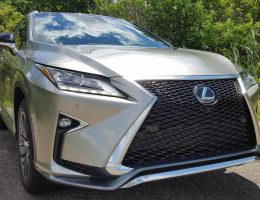 Road Test Review – 2017 Lexus RX350 F Sport – By Carl Malek