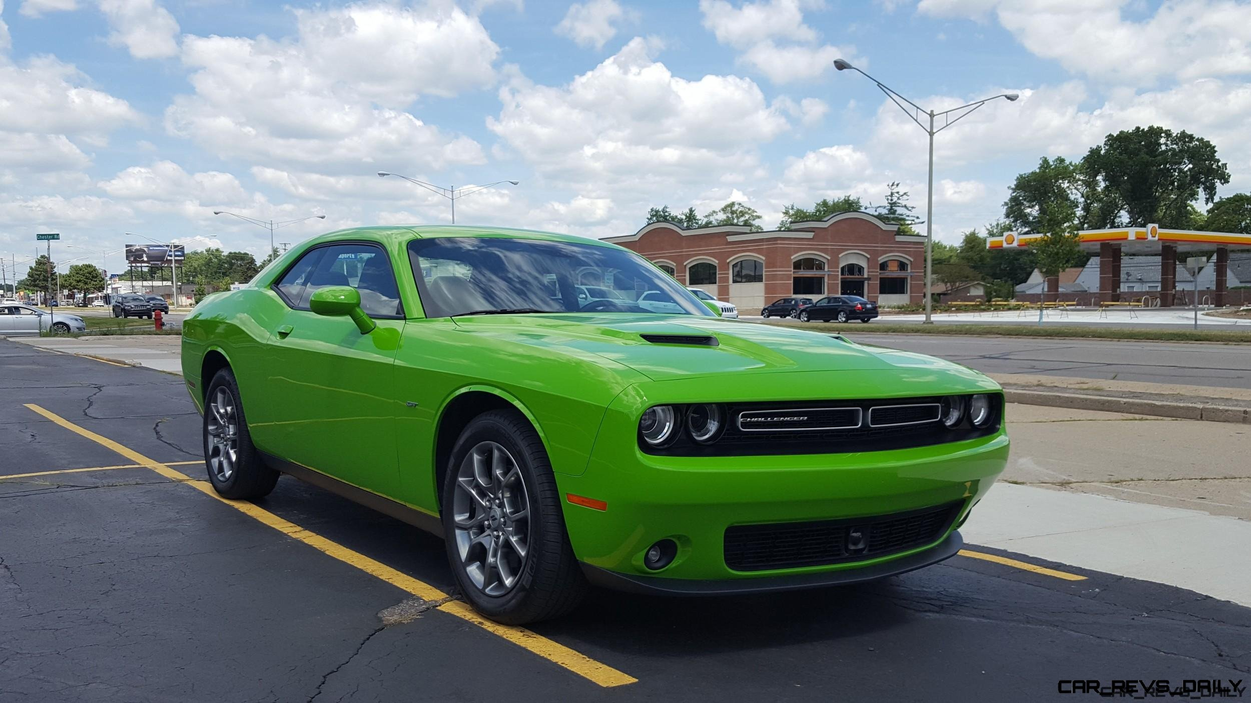 Road Test Review 2017 Dodge Challenger Gt By Carl Malek