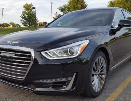 Marketplace Comparisons – 2017 Genesis G90 Ultimate (RWD) – By Carl Malek