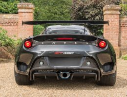 3.7s 2017 Lotus Evora GT430 Scores 6MT, Track Aero and LSD