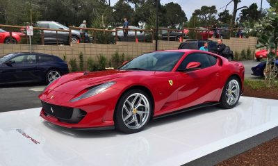 2018 Ferrari 812 Superfast 2