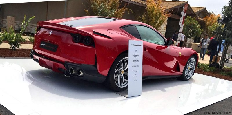 2018 Ferrari 812 Superfast 7