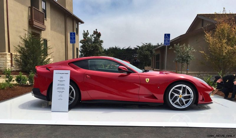 2018 Ferrari 812 Superfast 8
