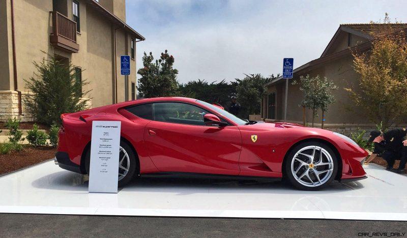 2018 Ferrari 812 Superfast 8