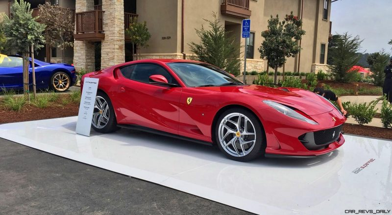 2018 Ferrari 812 Superfast 9