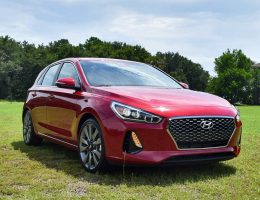 2018 Hyundai Elantra GT Sport 6MT – First Drive Review