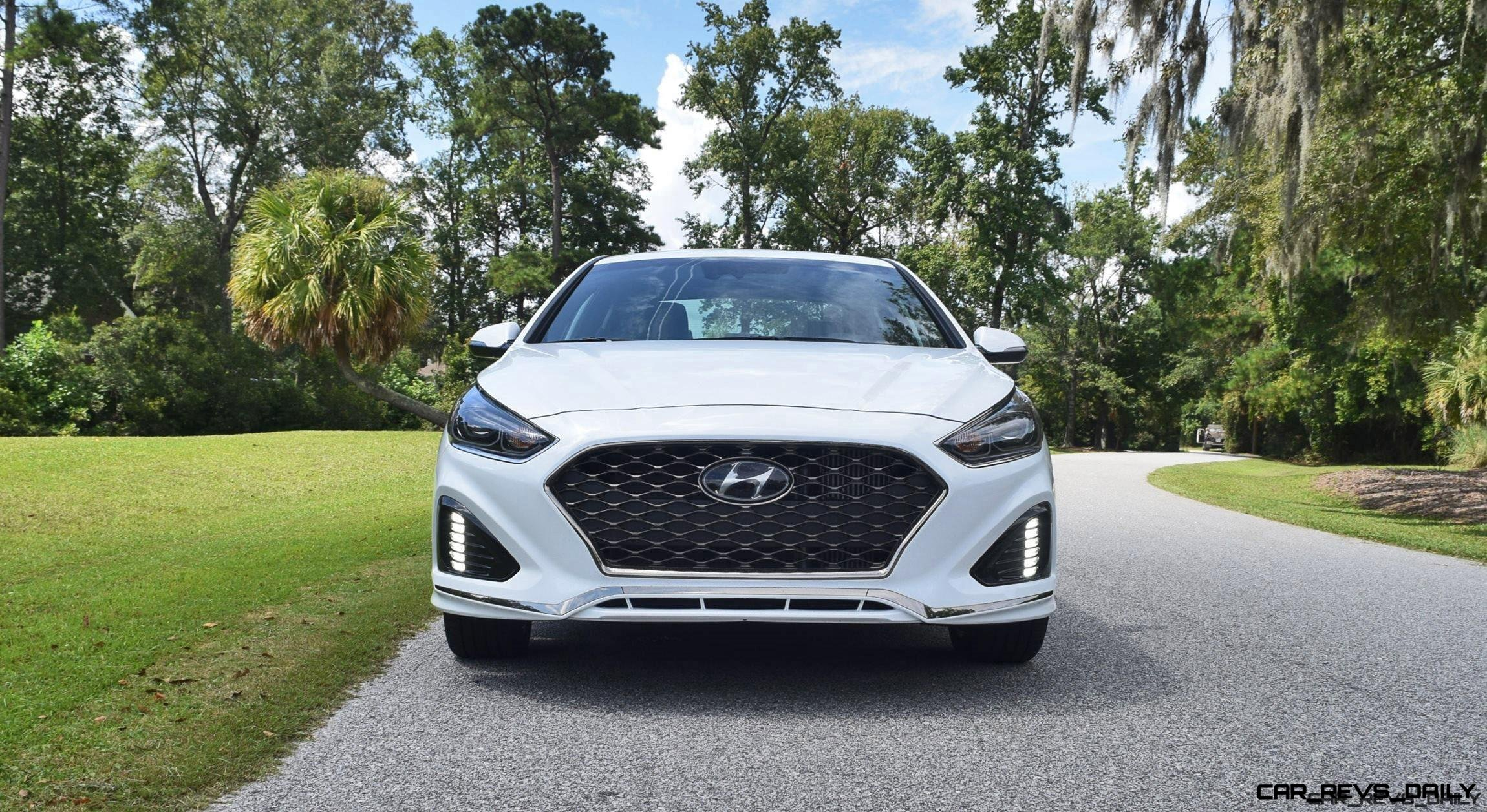 2018 Hyundai Sonata 2.0T - First Drive Review w/ Video