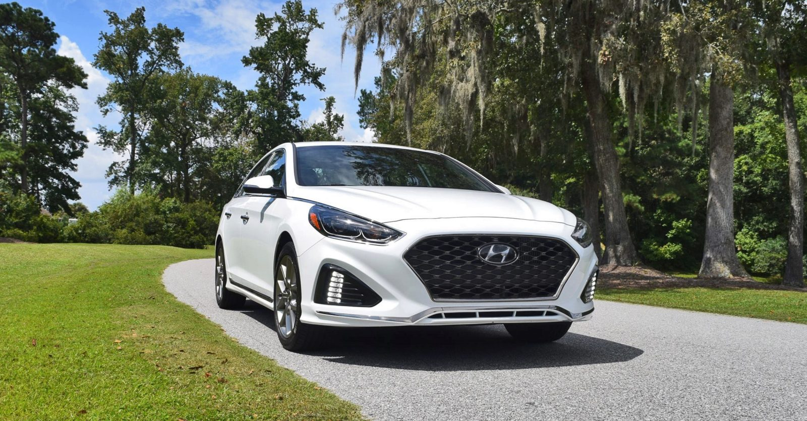 2018 Hyundai Sonata 2 0t First Drive Review W Video