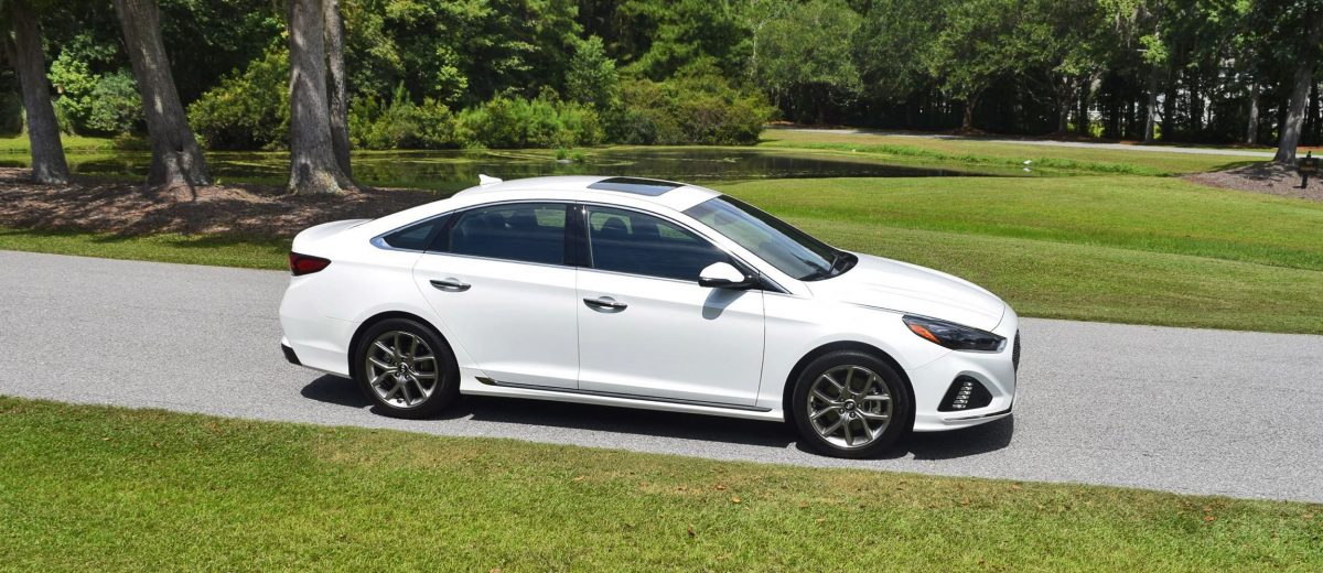 Hyundai Sonata 2.0 T For Sale U003eu003e 2018 Hyundai Sonata Limited 2.0T Review