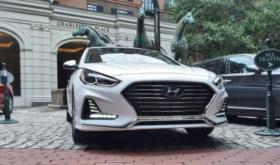 2018 Hyundai Sonata 2.0T - First Drive Review w/ Video