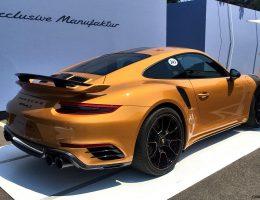 Werkswagen! 2.8s, 205MPH 2018 Porsche 911 Turbo S Exclusive Series [28 Photos]