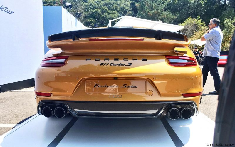 2018 Porsche 911 Turbo S Exclusive Series 18