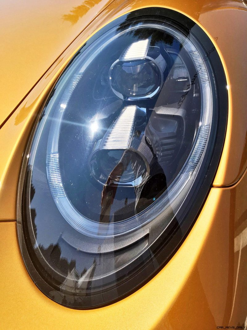 Werkswagen 28s 205mph 2018 Porsche 911 Turbo S Exclusive Series Peugeot Expert Fuse Box Location Very Similar From Car Revs Daily
