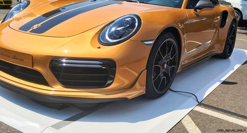 2018 Porsche 911 Turbo S Exclusive Series 5