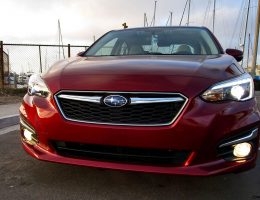 2018 Subaru Impreza 2.0i Limited Sedan – Road Test Review – By Ben Lewis