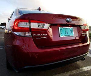 2018 subaru impreza sedan. perfect sedan 2018 subaru impreza 20i limited sedan u2013 road test review by ben lewis to subaru impreza sedan