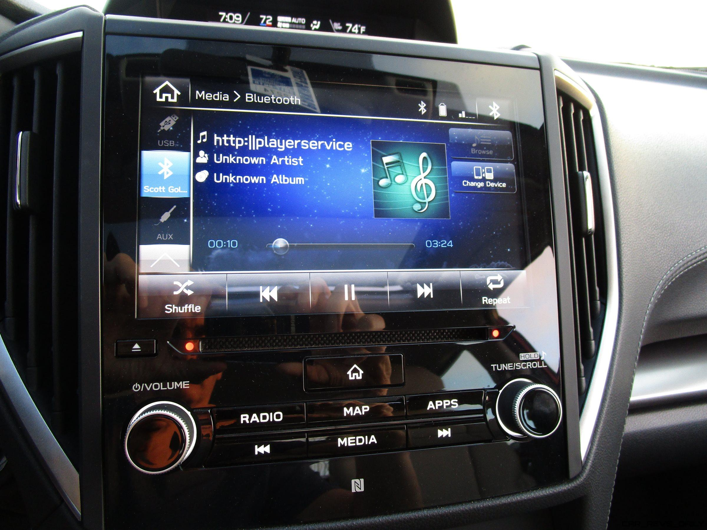 2018 Subaru Impreza Interior 11