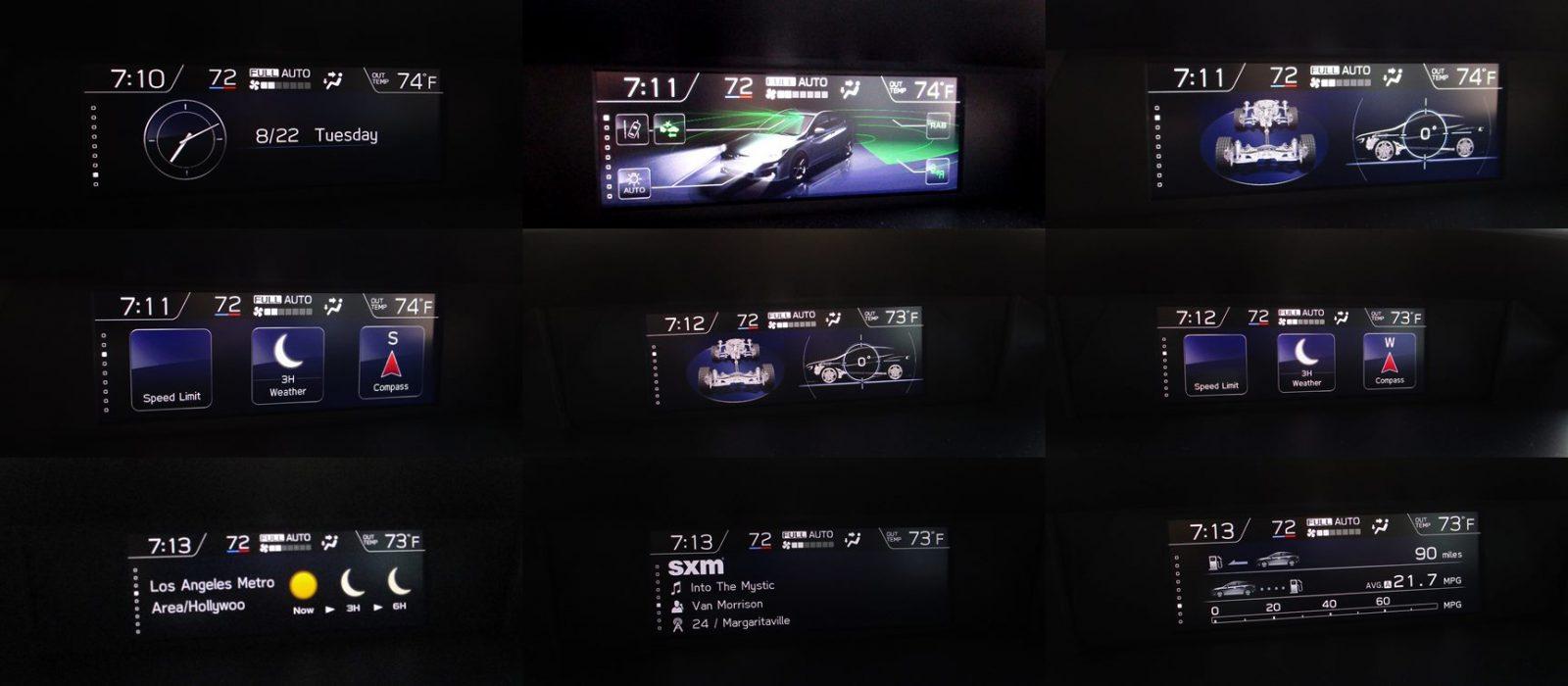 2018 Subaru Impreza Interior 28
