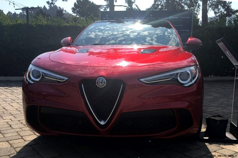 ALFA-ROMEO - Monterey Car Week 2017 10