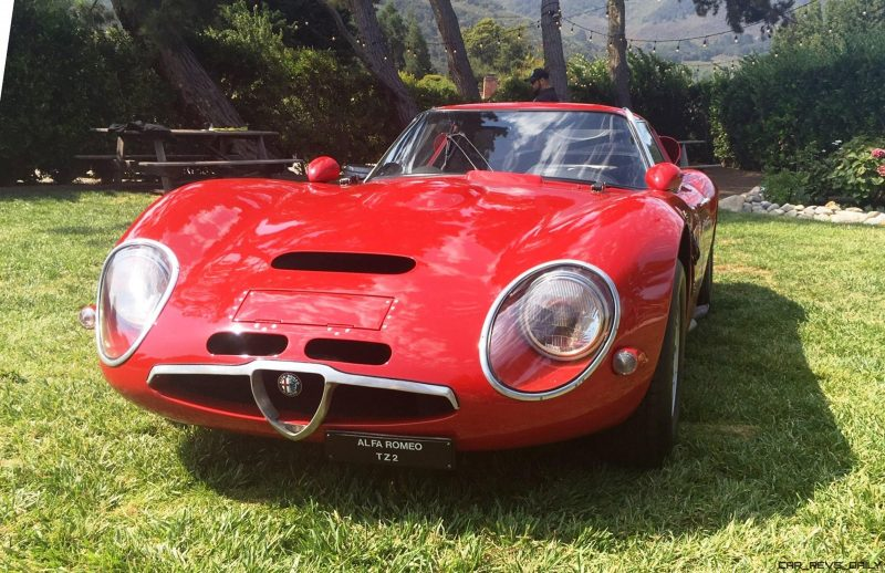 ALFA-ROMEO - Monterey Car Week 2017 17